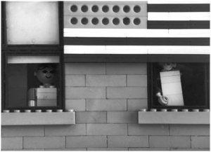 Desfile, Hoboken  Nueva Jersey, 1954 Robert Frank